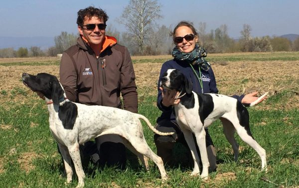 Ely in Serbien, Pointer Championat, 3. Excellent, Field Trial